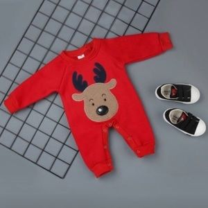 Other - BOYS REINDEER OUTFIT